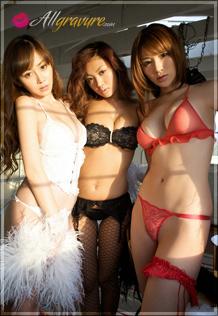 You Beauties Three